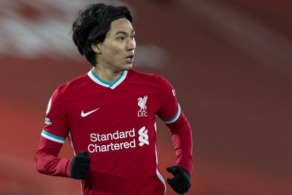 Minamino get the chance to prove himself in pre-season with Liverpool