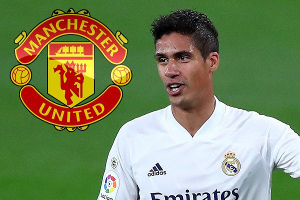 Varane and his agent want to join the Red Army.