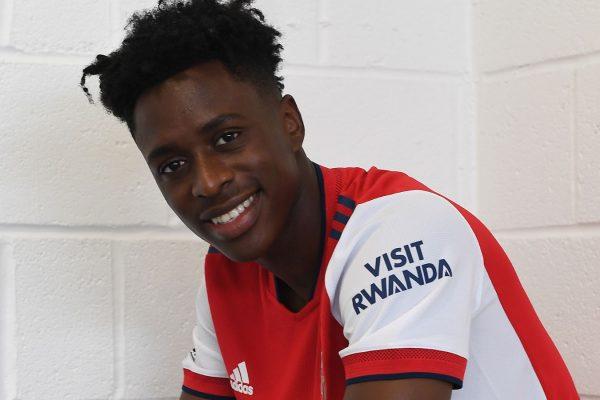 Edu is delighted to sign Albert Zambi Loconga